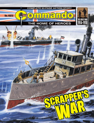 Commando Issue 4923