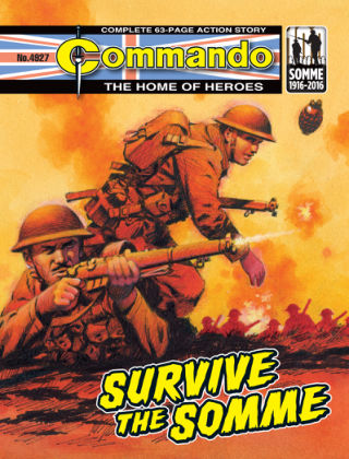 Commando Issue 4927
