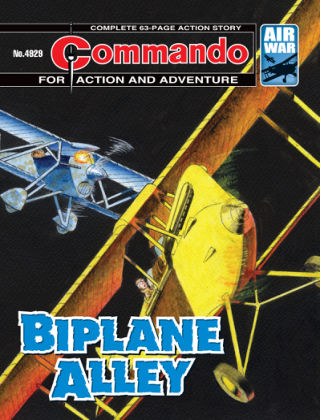 Commando Issue 4929