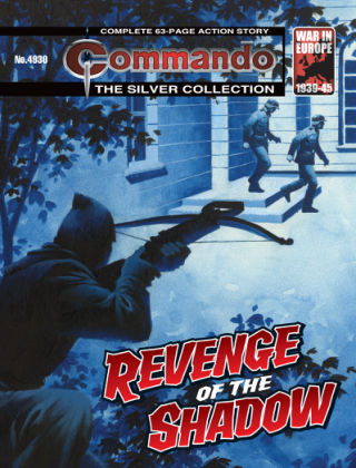 Commando Issue 4930