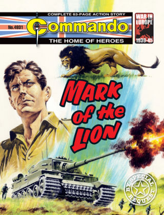 Commando Issue 4931