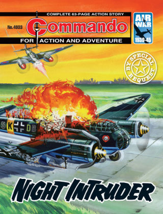 Commando Issue 4933