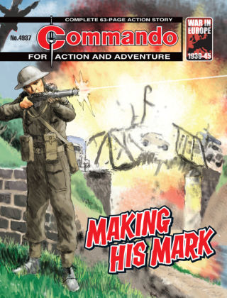 Commando Issue 4937