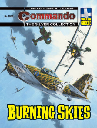 Commando Issue 4938