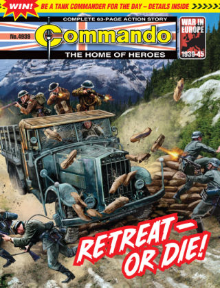 Commando Issue 4939