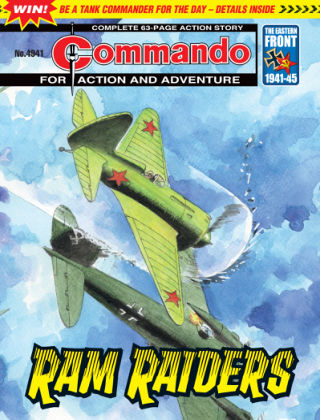 Commando Issue 4941