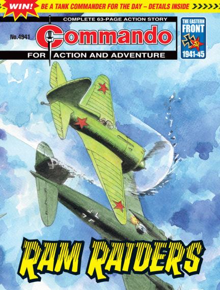 Commando August 09, 2016 00:00