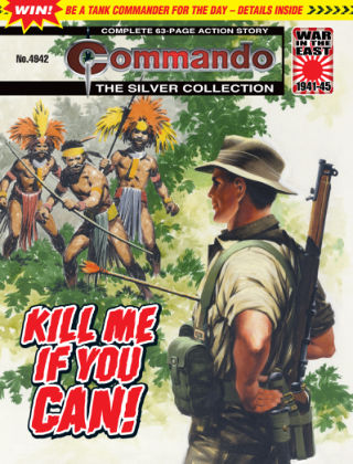 Commando Issue 4942