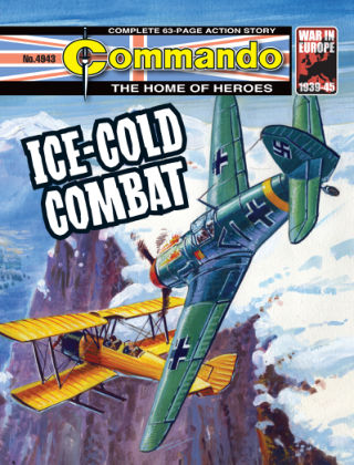Commando Issue 4943