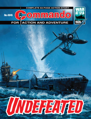 Commando Issue 4945