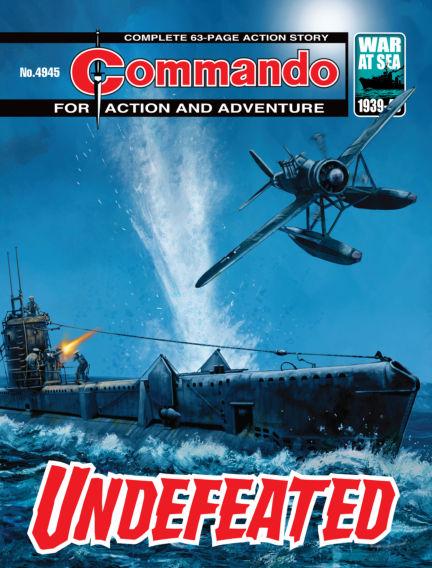 Commando August 23, 2016 00:00
