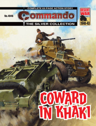 Commando Issue 4946