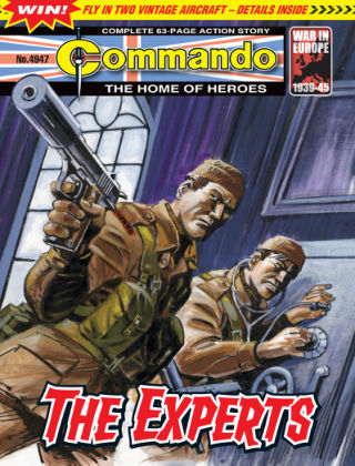Commando Issue 4947