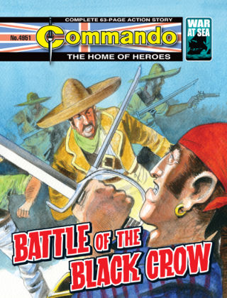 Commando Issue 4951