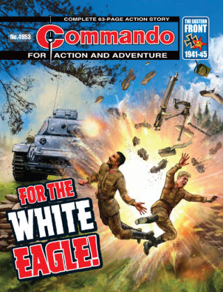 Commando Issue 4953