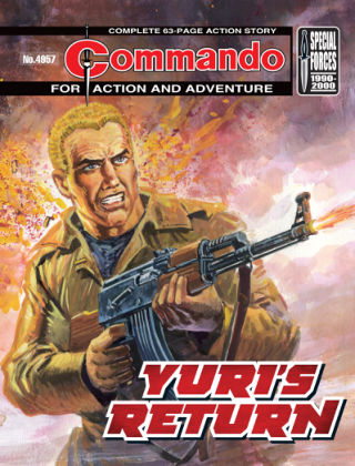 Commando Issue 4957