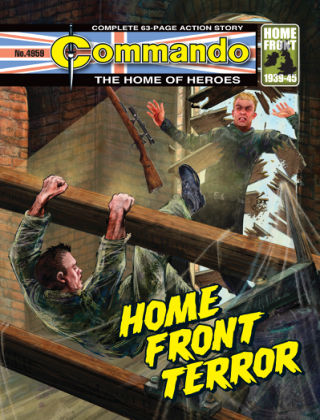 Commando Issue 4959