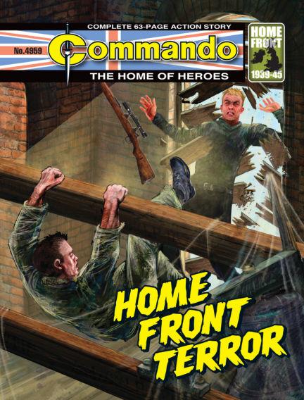 Commando October 18, 2016 00:00