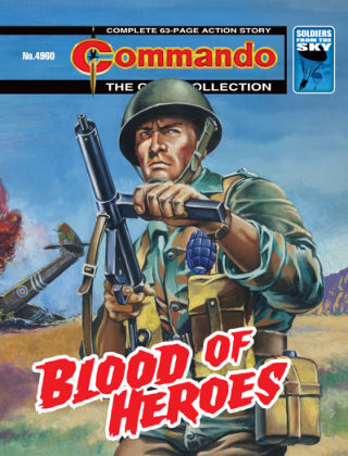 Commando Issue 4960