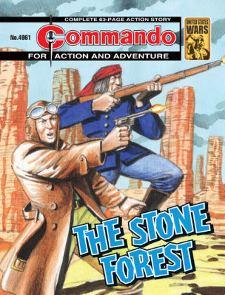 Commando Issue 4961