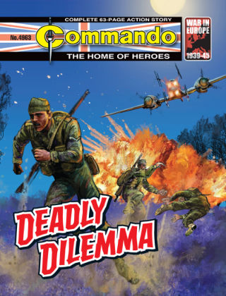 Commando Issue 4963