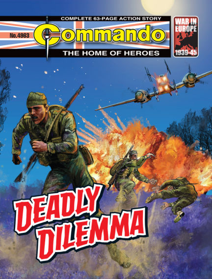 Commando November 01, 2016 00:00