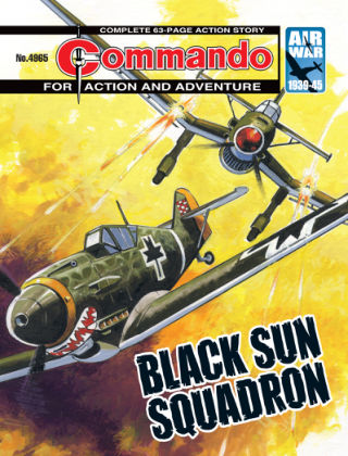 Commando Issue 4965
