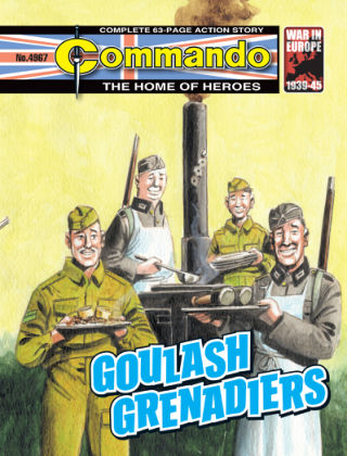 Commando Issue 4967