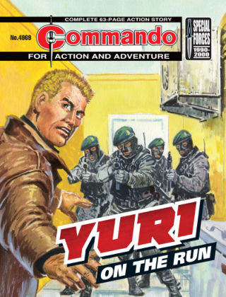 Commando Issue 4969