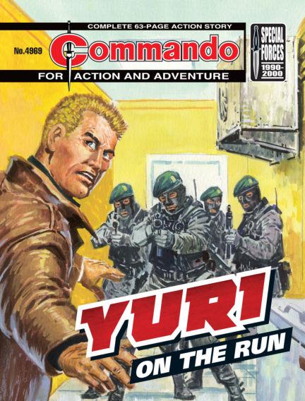 Commando November 15, 2016 00:00