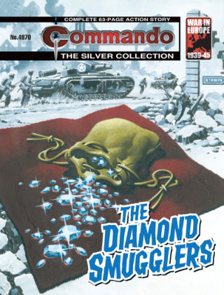 Commando Issue 4970