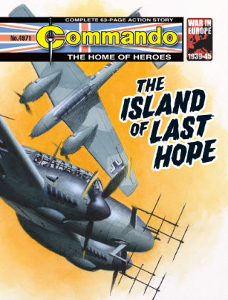 Commando Issue 4971