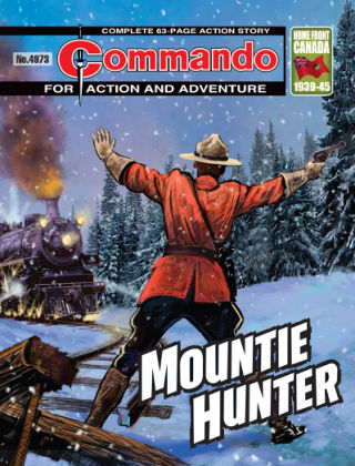 Commando Issue 4973
