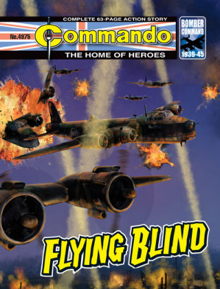Commando Issue 4975