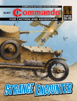 Commando Issue 4977