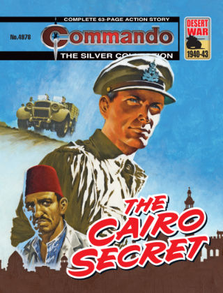 Commando Issue 4978