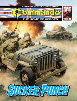 Commando Issue 4979