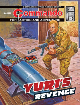 Commando Issue 4981
