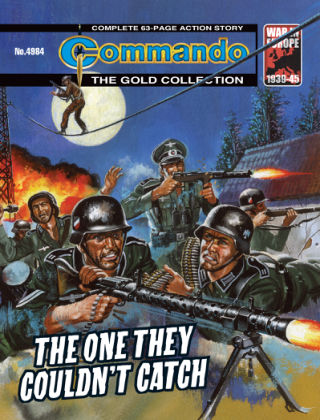 Commando Issue 4984