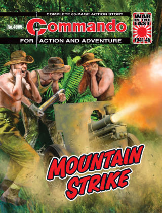 Commando Issue 4985