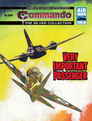 Commando Issue 4986