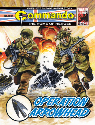 Commando Issue 4987