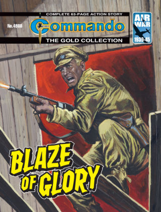 Commando Issue 4988