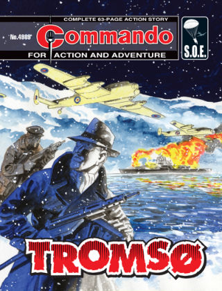 Commando Issue 4989