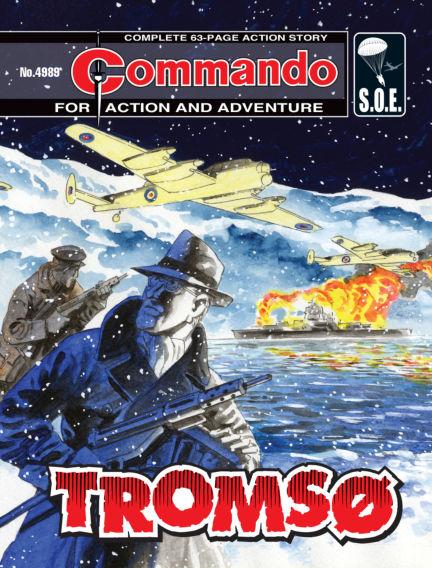 Commando January 24, 2017 00:00