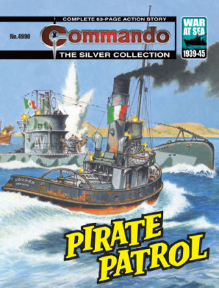 Commando Issue 4990