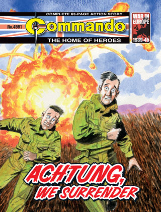 Commando Issue 4991