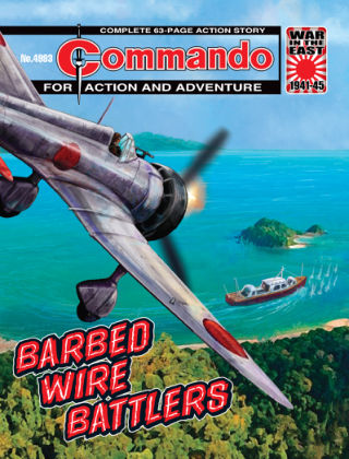 Commando Issue 4993