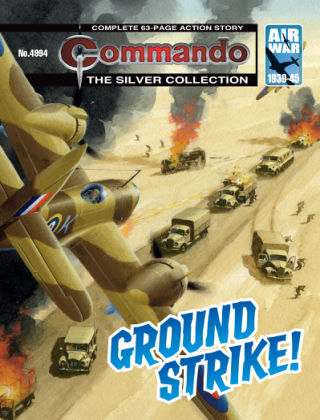 Commando Issue 4994