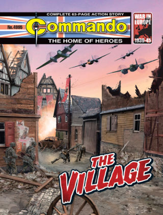 Commando Issue 4995